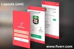 make android layouts xmls from psd